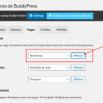 pages-buddypress-cosumaf-in-wordpress